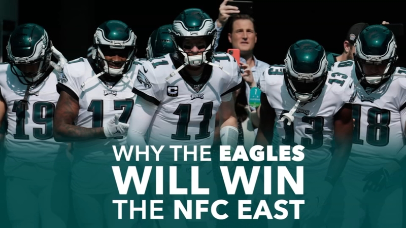 Jaworski 3 Reasons Why The Eagles Will Win The Division