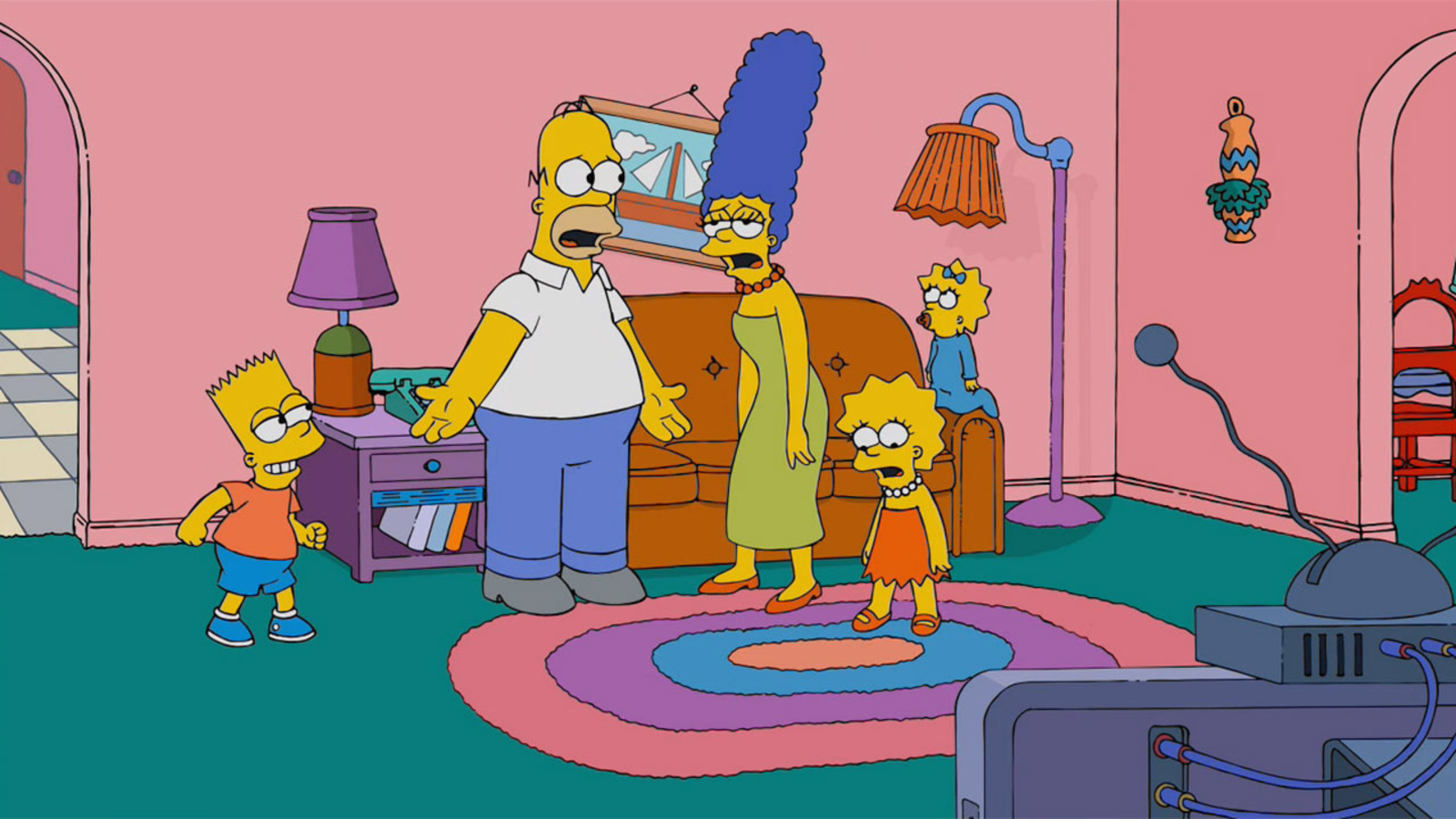 Simpsons Marathon On Fxx Features 661 Episodes The Simpsons Movie And Short The Longest Daycare Abc11 Raleigh Durham