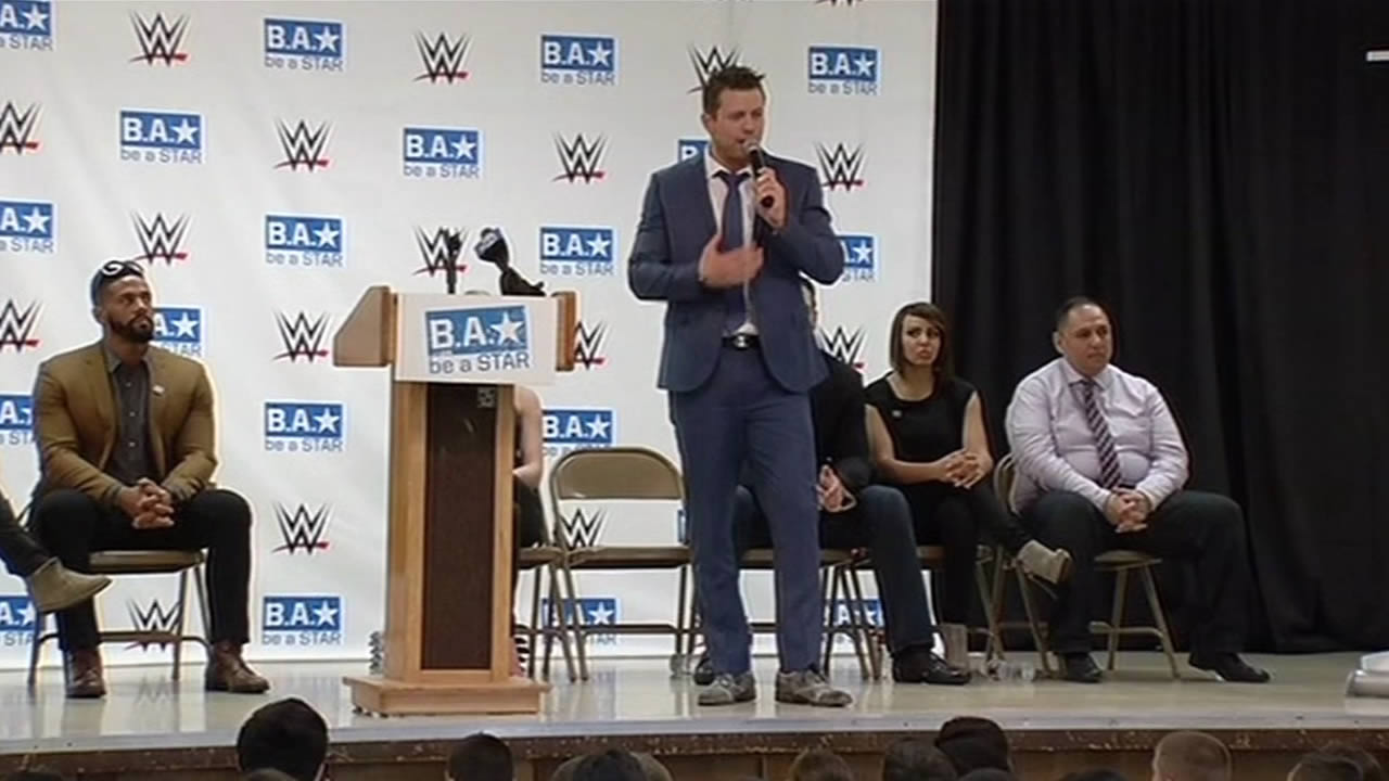 Wrestling Stars Inducted To Wwe Hall Of Fame At San Joses -8405