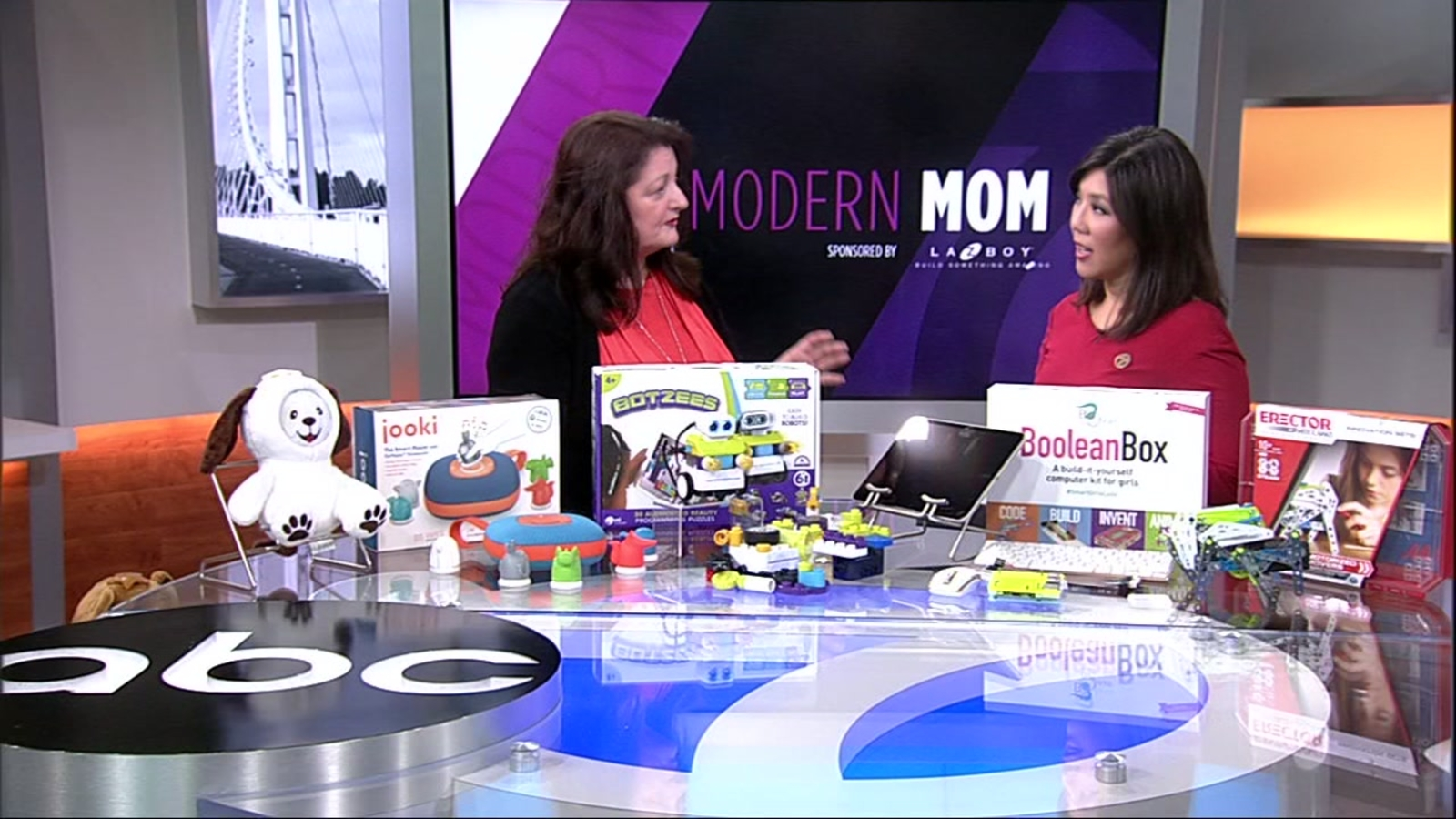 Toys that help development and imagination may just make your holiday list this year