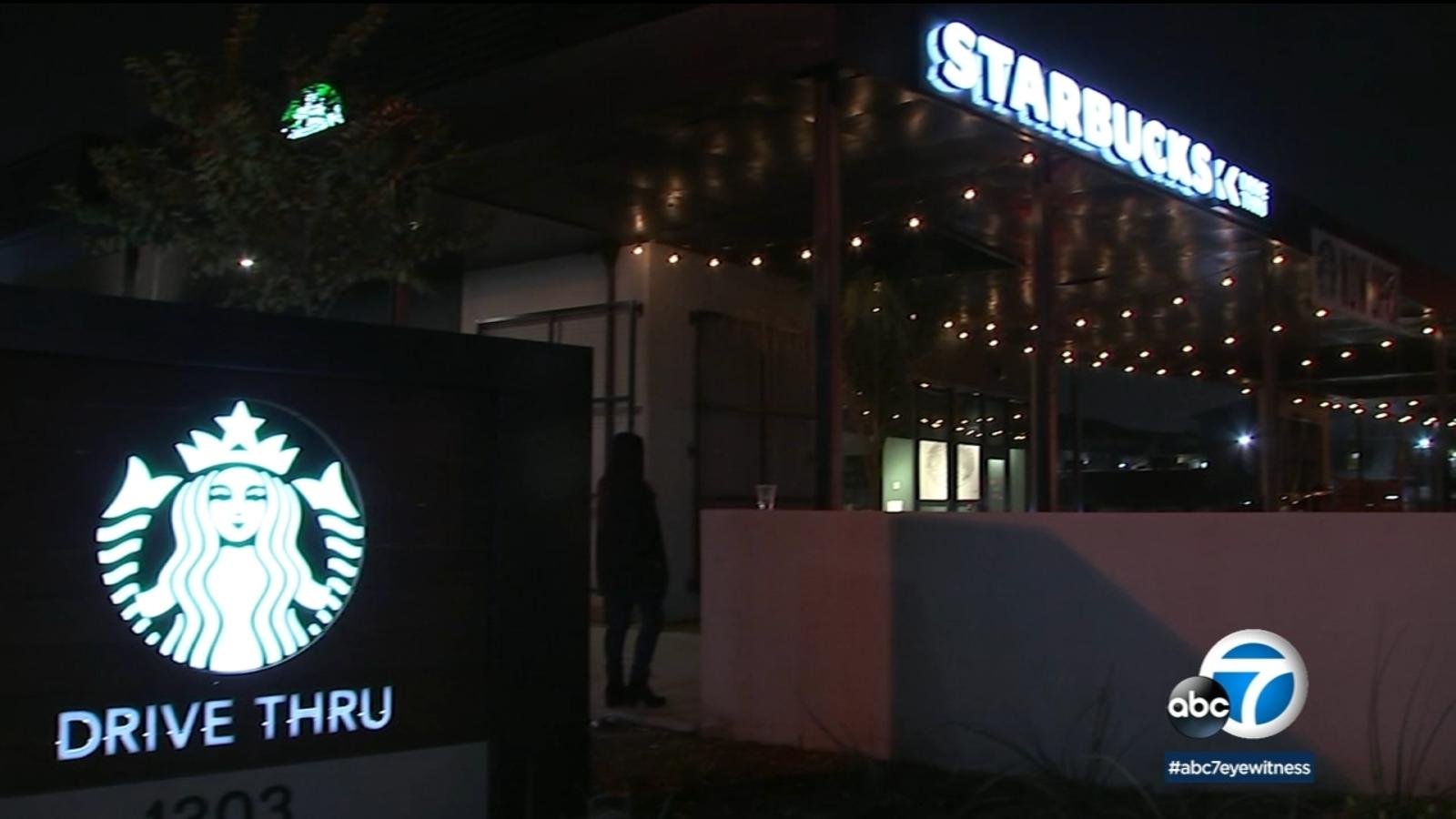 Starbucks se disculpa luego de que 2 agentes uniformados del condado de Riverside supuestamente rechazaran el servicio -TV thumbnail