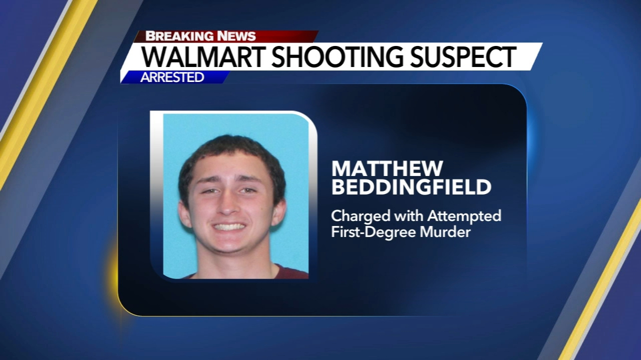 19 Year Old Man Charged After Teen Shot Injured In Smithfield Walmart Parking Lot Abc11 Raleigh Durham