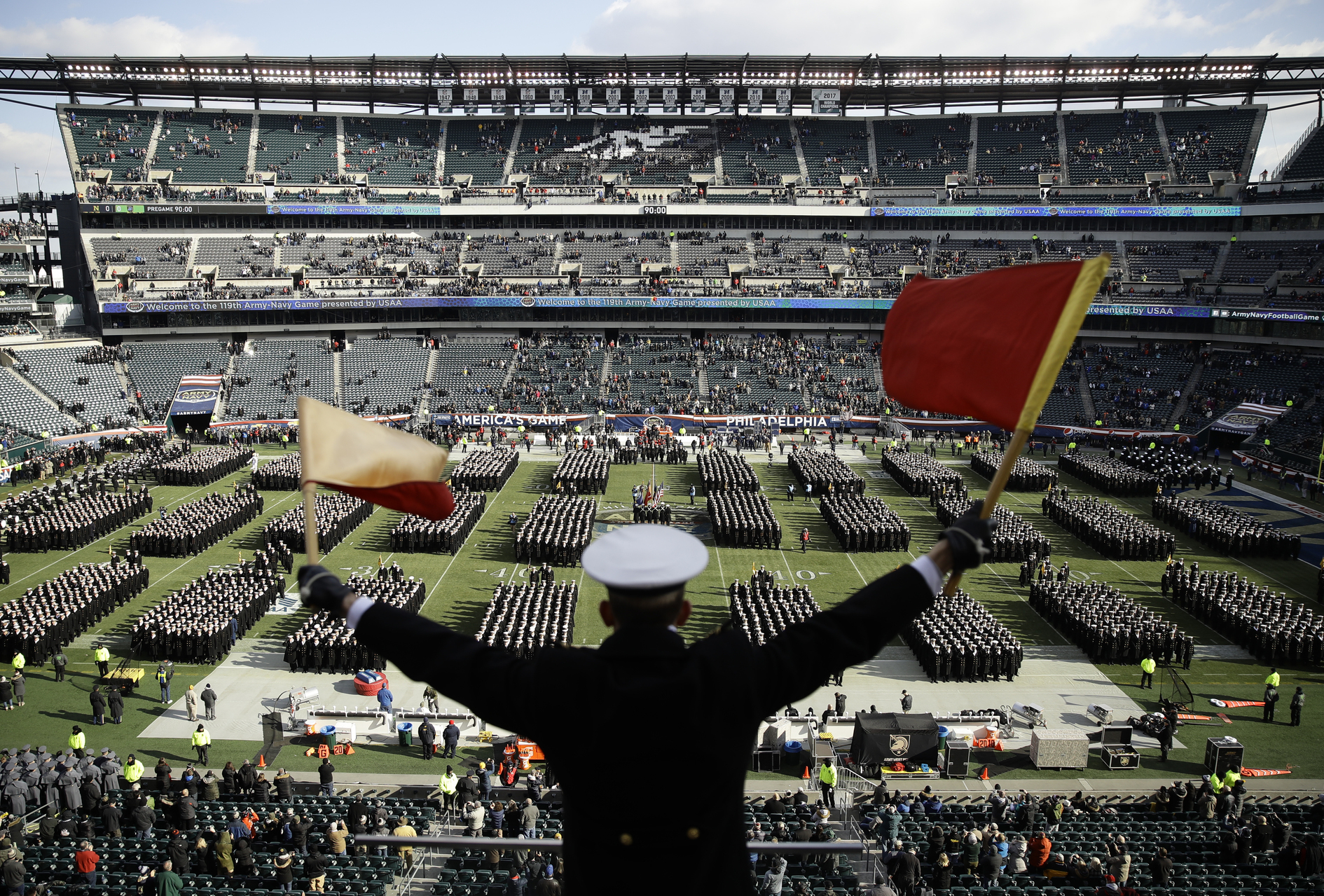 President Trump to attend Army-Navy's 120th game in Philadelphia