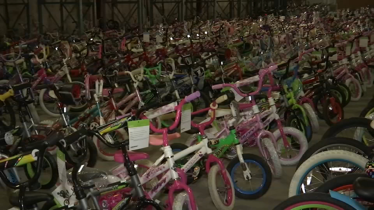 5766801 121819 wtvd bicycle man legacy program 6PM video vid - Donations looked for Sheriff's Office Christmas Bike Giveaway