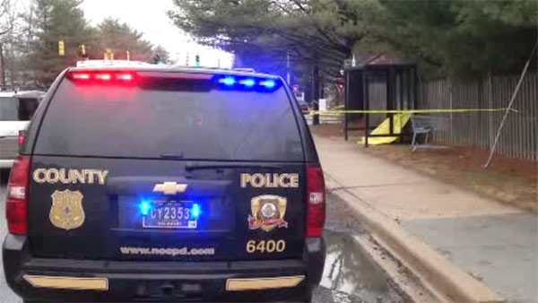Man's body found at Newark, Del. bus stop