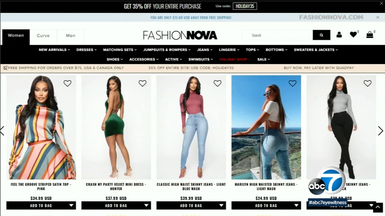 Fashion Nova workers in LA reported grossly underpaid wages