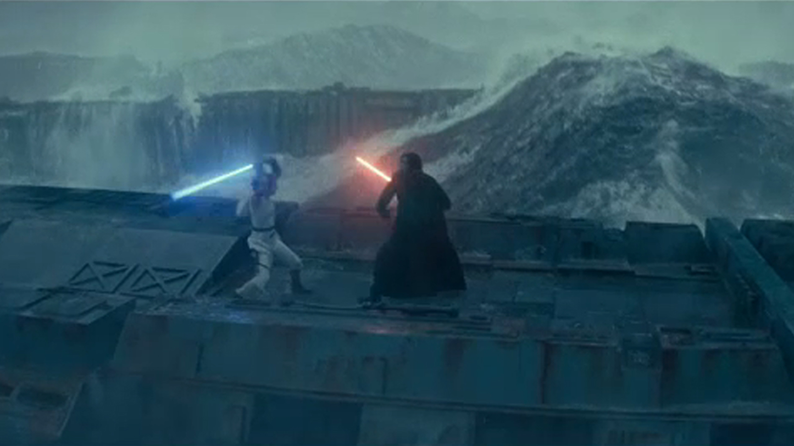 Star Wars The Rise Of Skywalker Review Sandy Kenyon Calls It Worthy End To The Saga Abc7 New York