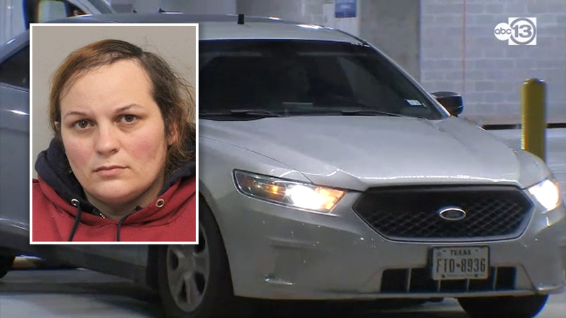 Heidi Broussard Woman Charged In Connection With Kidnapping Of