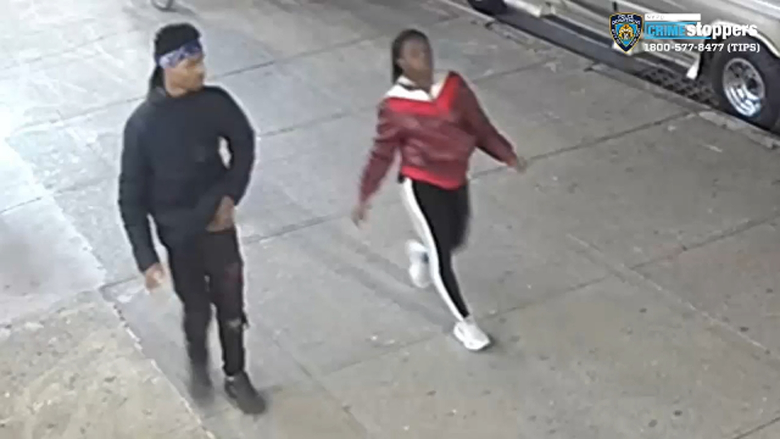 Bushwick Car Service >> Man and woman caught on camera punching victim in Bushwick ...