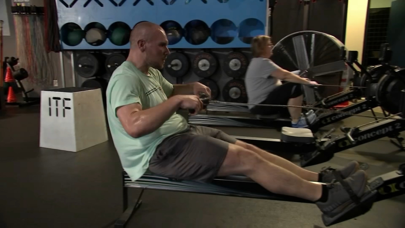 Raleigh Man Drops Over 140 Pounds Thanks To Crossfit And Community Abc11 Raleigh Durham