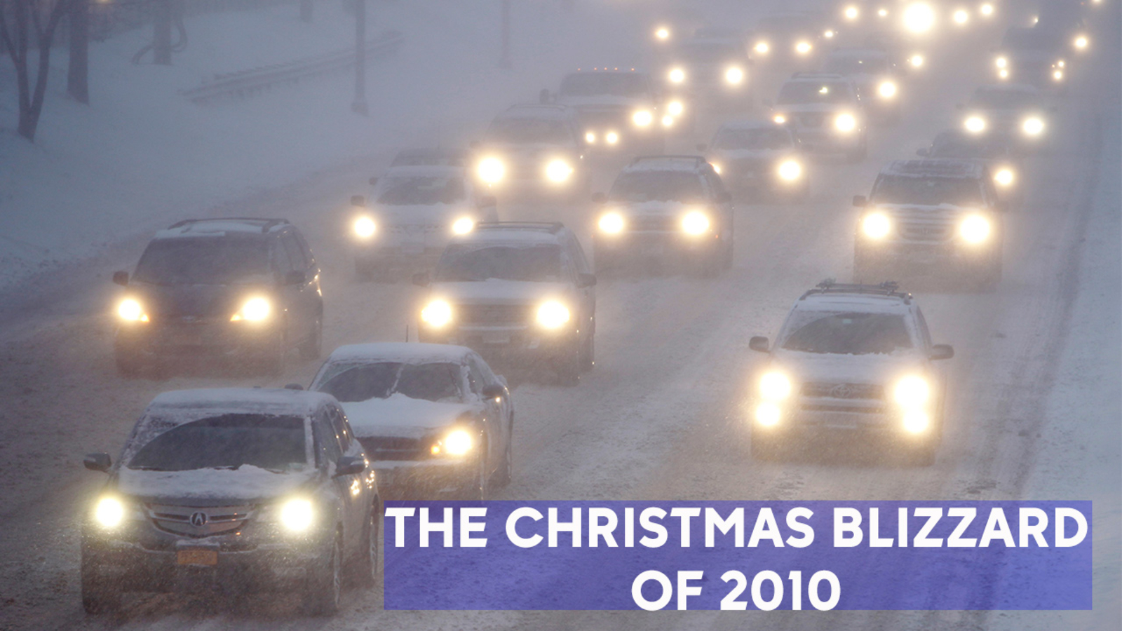 Remembering NYC's Christmas blizzard of 2010