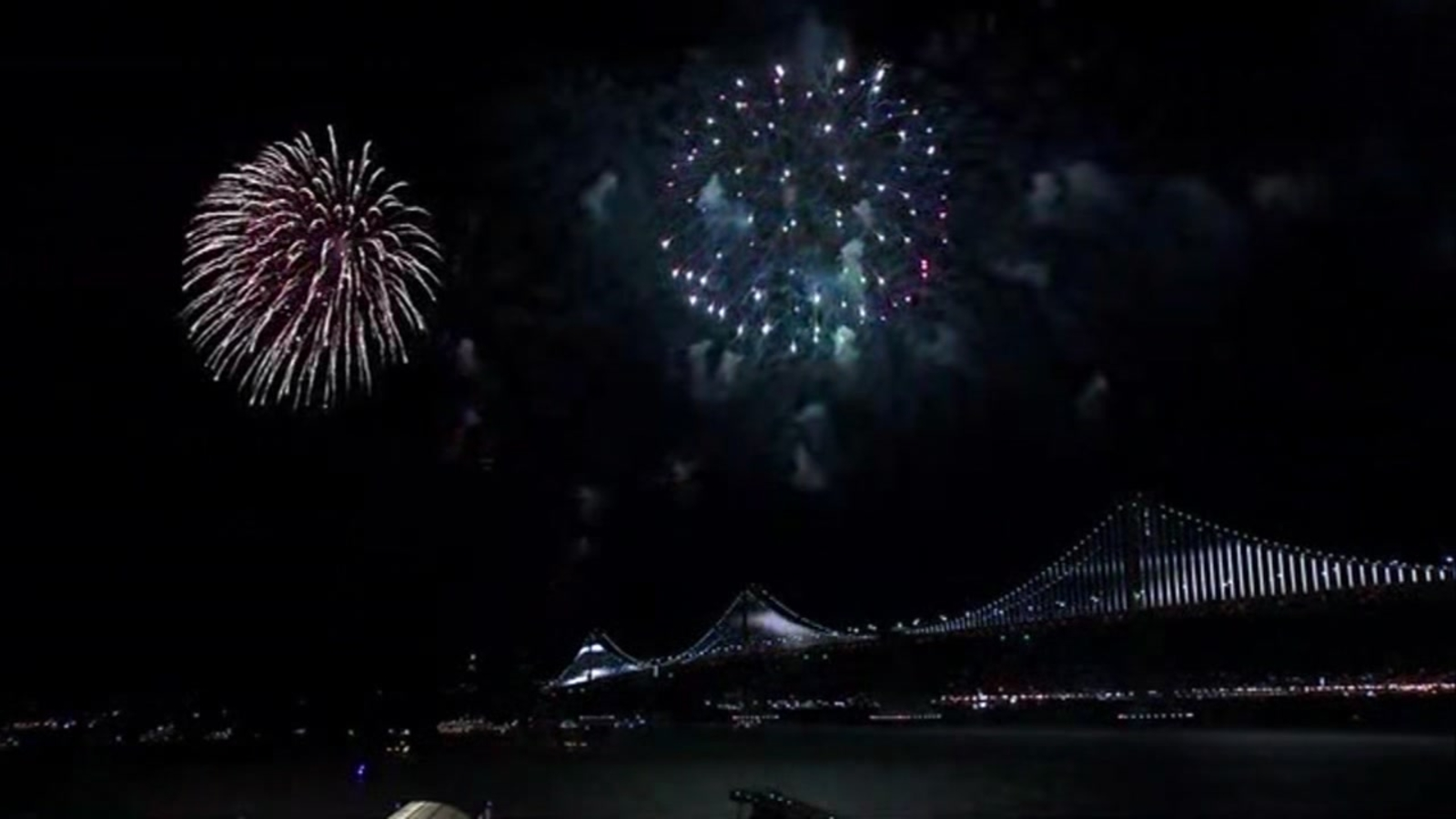 San Francisco Prepared For New Year S Eve Fireworks Show Abc7