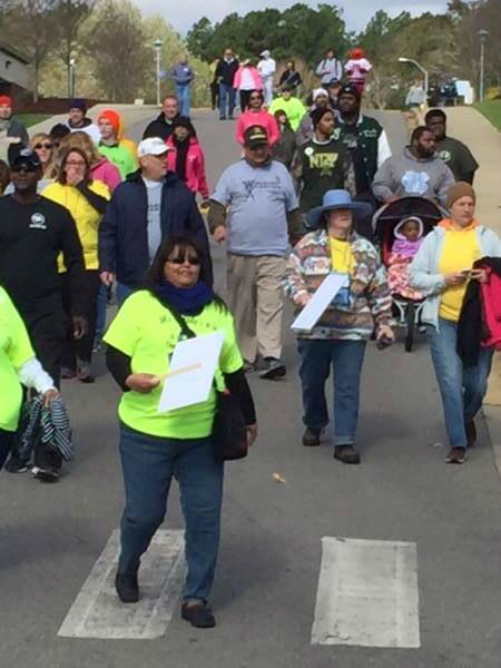 """<div class=""""meta image-caption""""><div class=""""origin-logo origin-image none""""><span>none</span></div><span class=""""caption-text"""">Pictures from the Walk to Defeat ALS in Fayetteville on Saturday morning (WTVD Photo)</span></div>"""