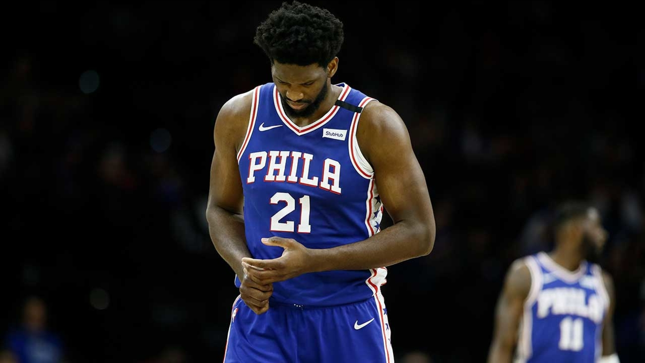 Philadelphia 76ers' Joel Embiid to have surgery on left hand, out ...
