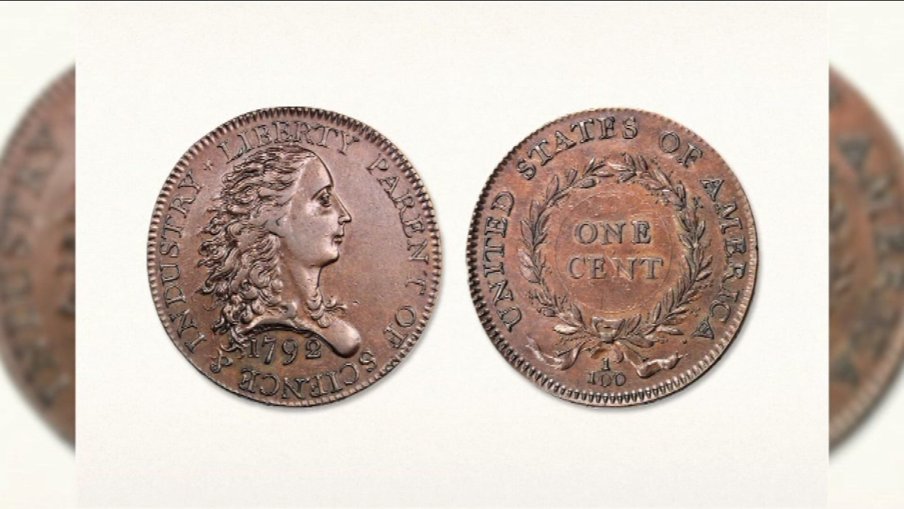 Pretty Penny Early 1 Cent Coin Sells For More Than 1M