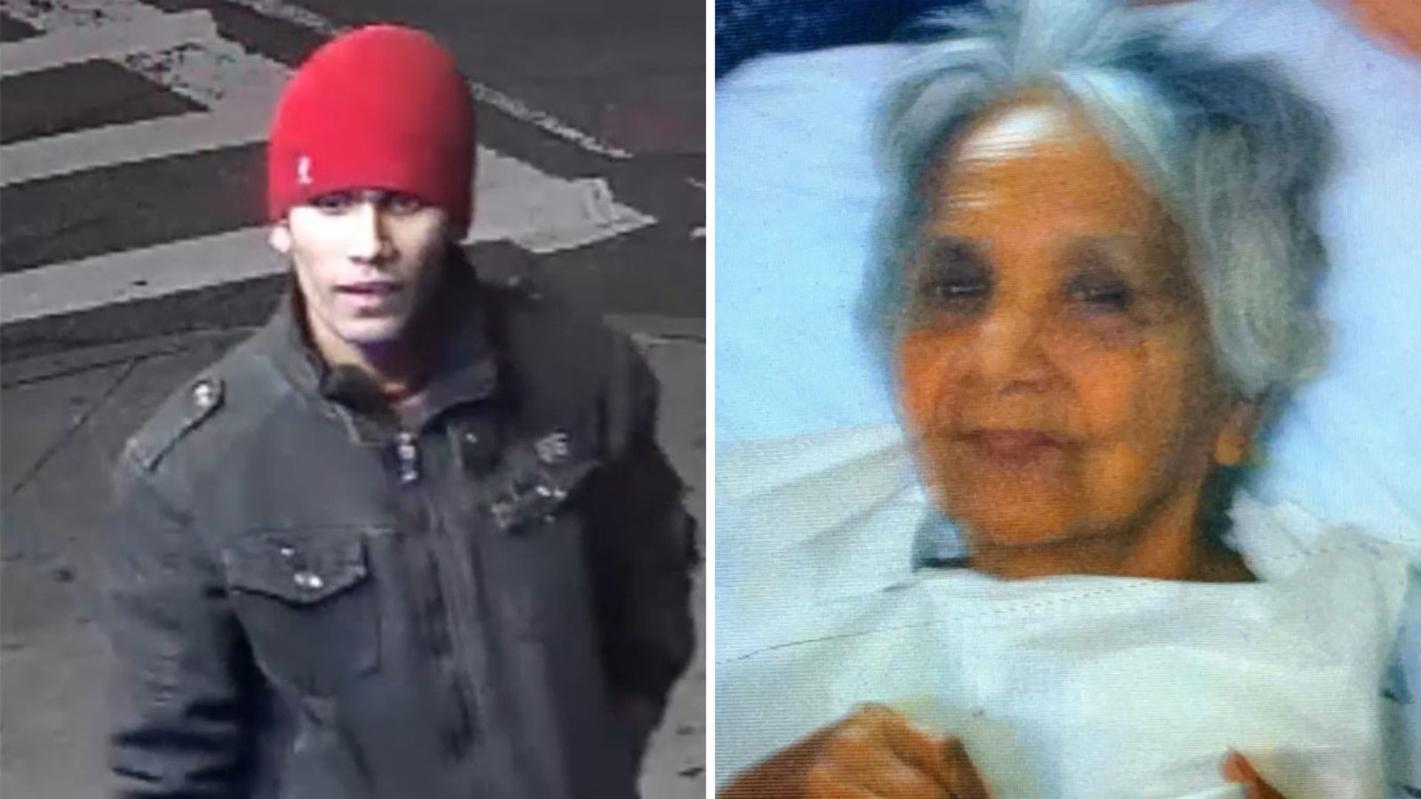 92-year-old woman beaten to death on New York City street; surveillance video shows suspect sought
