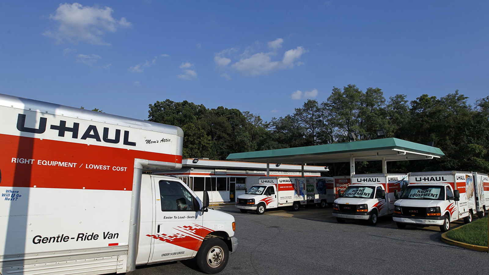 U-Haul reports Raleigh, Durham are top destinations for movers