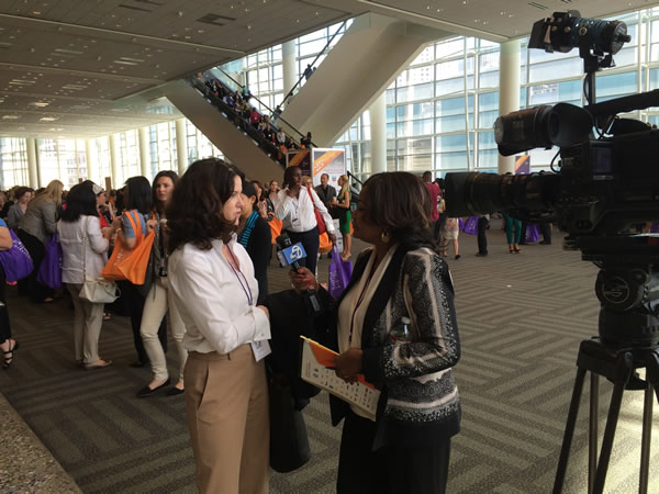 "<div class=""meta image-caption""><div class=""origin-logo origin-image ""><span></span></div><span class=""caption-text"">ABC7 News reporter Carloyn Tyler interviews a PBWC conference attendee. (KGO)</span></div>"