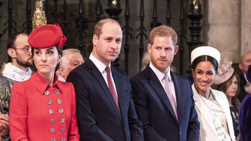 royal family to meet after meghan markle prince harry announce decision to step back from royal duties abc7 chicago https abc7chicago com royal family prince harry meghan markle leaving 5839122