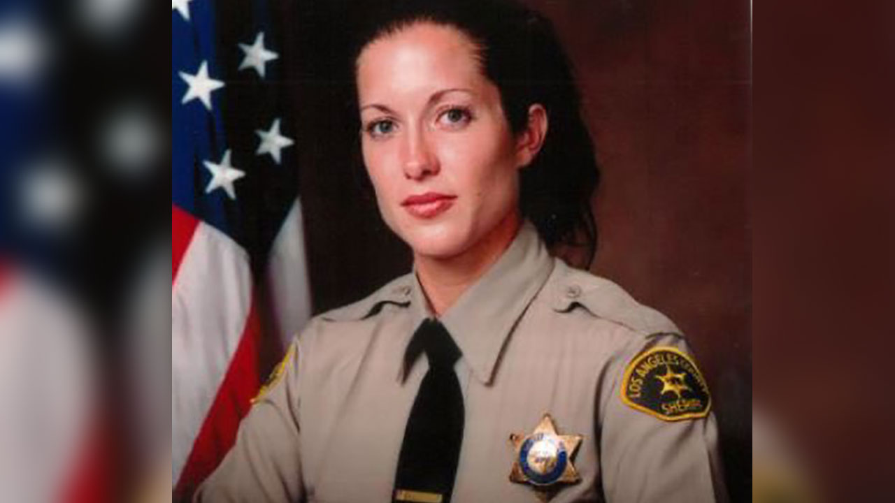 Los Angeles County Sheriff's Department Det. Amber Leist was killed while off-duty helping someone cross the street.