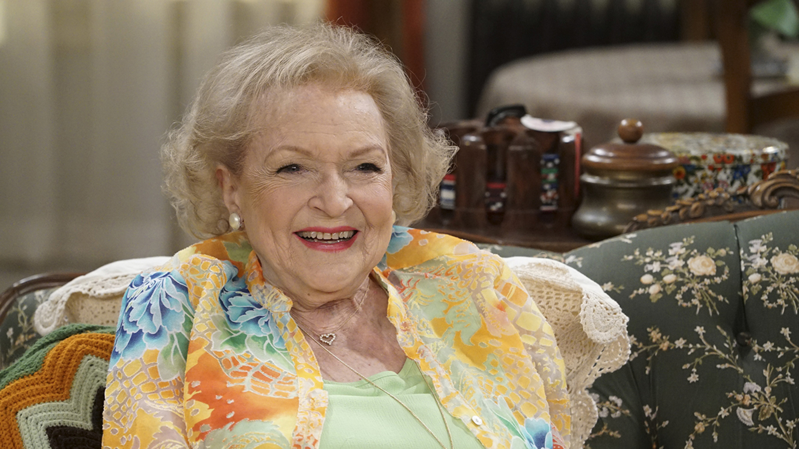 Betty White, who turns 99 today, credits optimism for lifetime of happiness