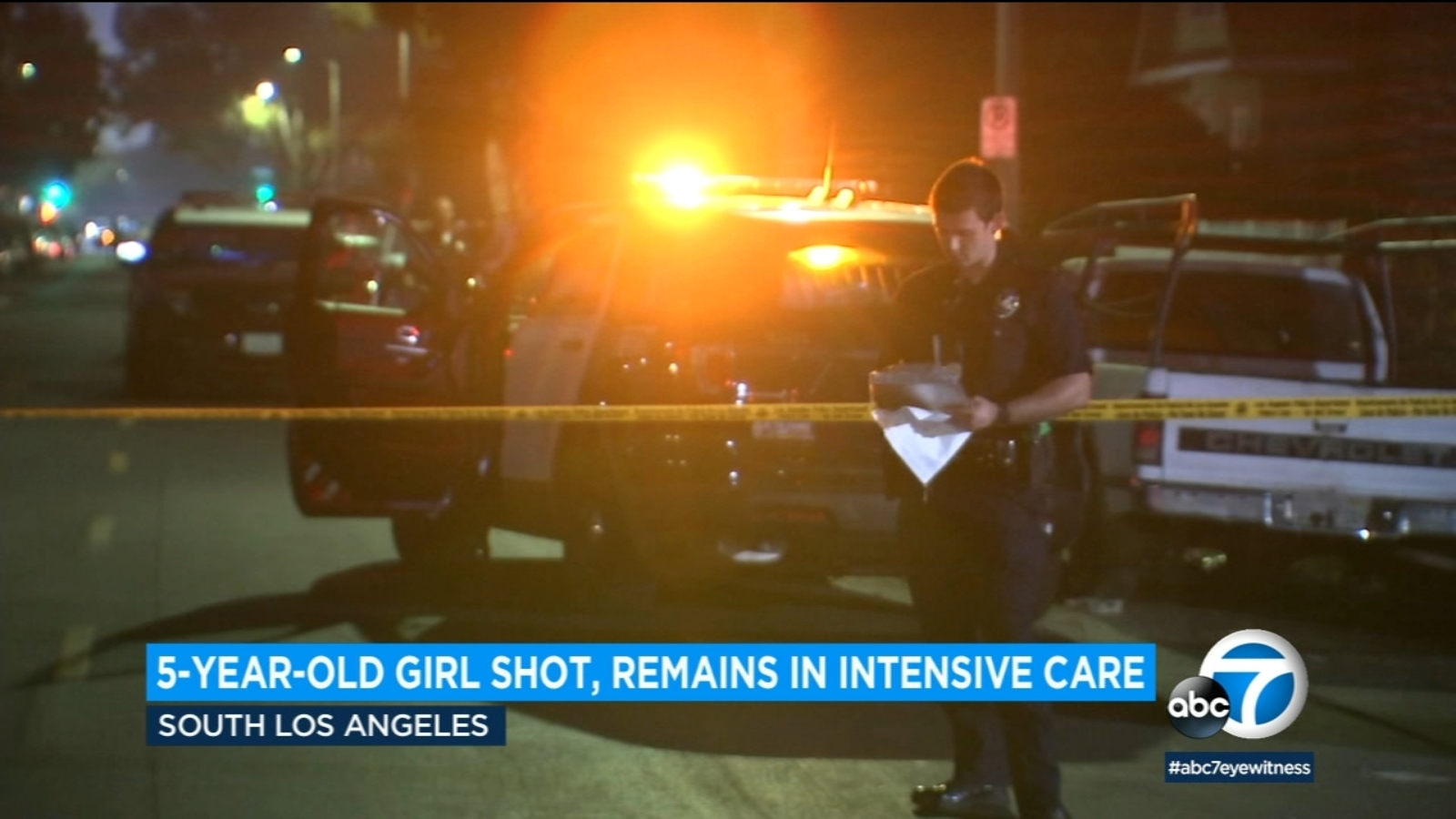 South LA child shot: Investigators looking at whether gun was properly stored