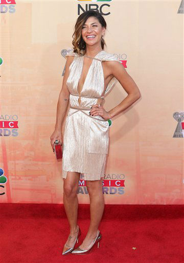 "<div class=""meta image-caption""><div class=""origin-logo origin-image none""><span>none</span></div><span class=""caption-text"">Jessica Szohr arrives at the iHeartRadio Music Awards at The Shrine Auditorium on Sunday, March 29, 2015 (AP)</span></div>"