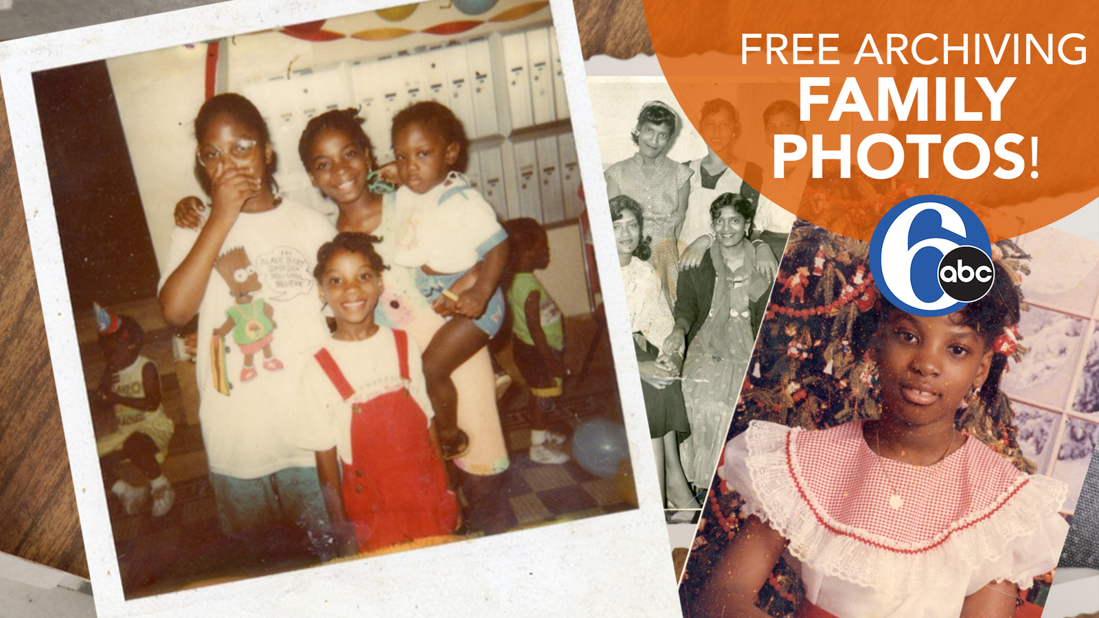 Preserving Family Histories with digital technology in West Philadelphia