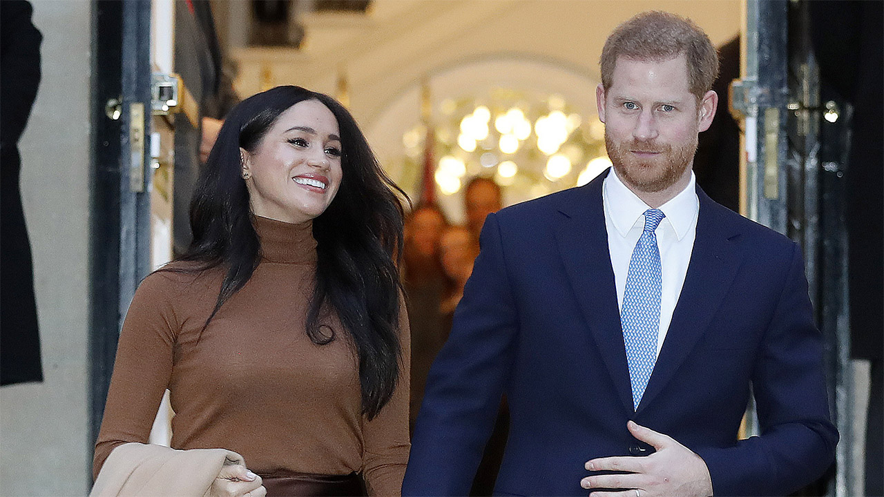 Prince Harry, Meghan to give up 'royal highness' titles, repay home renovation money in agreement with royal family