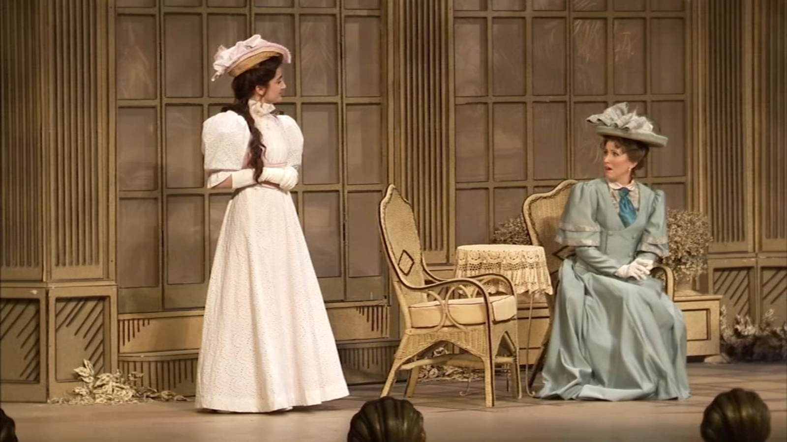 A Woman Of No Importance Oscar Wilde S Classic Play Hit The Walnut Street Theater Stage From January 16 22 6abc Loves The Arts 6abc Philadelphia