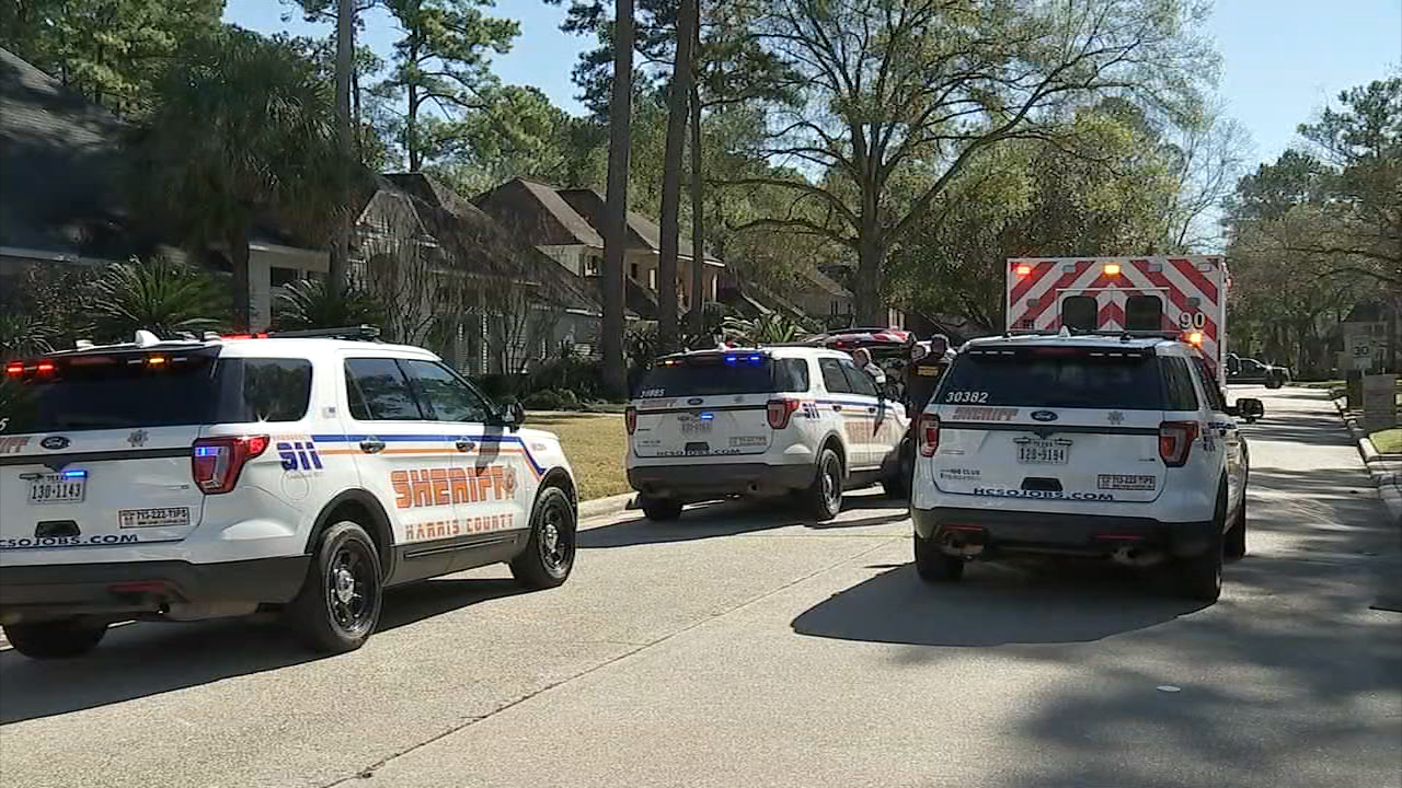 Husband dead after domestic violence shooting in NW Harris Co.
