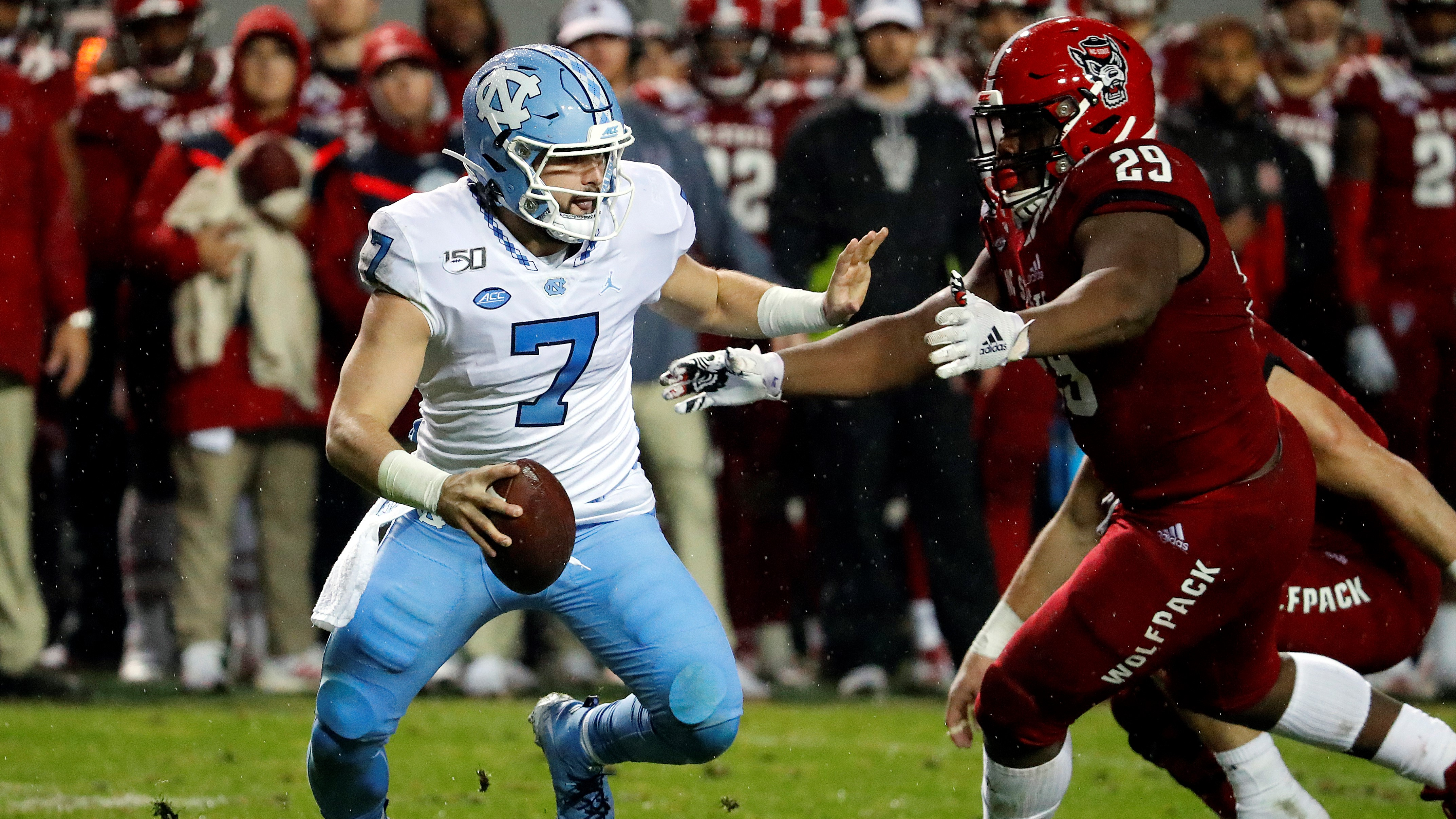 2020 football schedule for Duke, UNC, NC State revealed ...North Carolina Football Schedule 2020