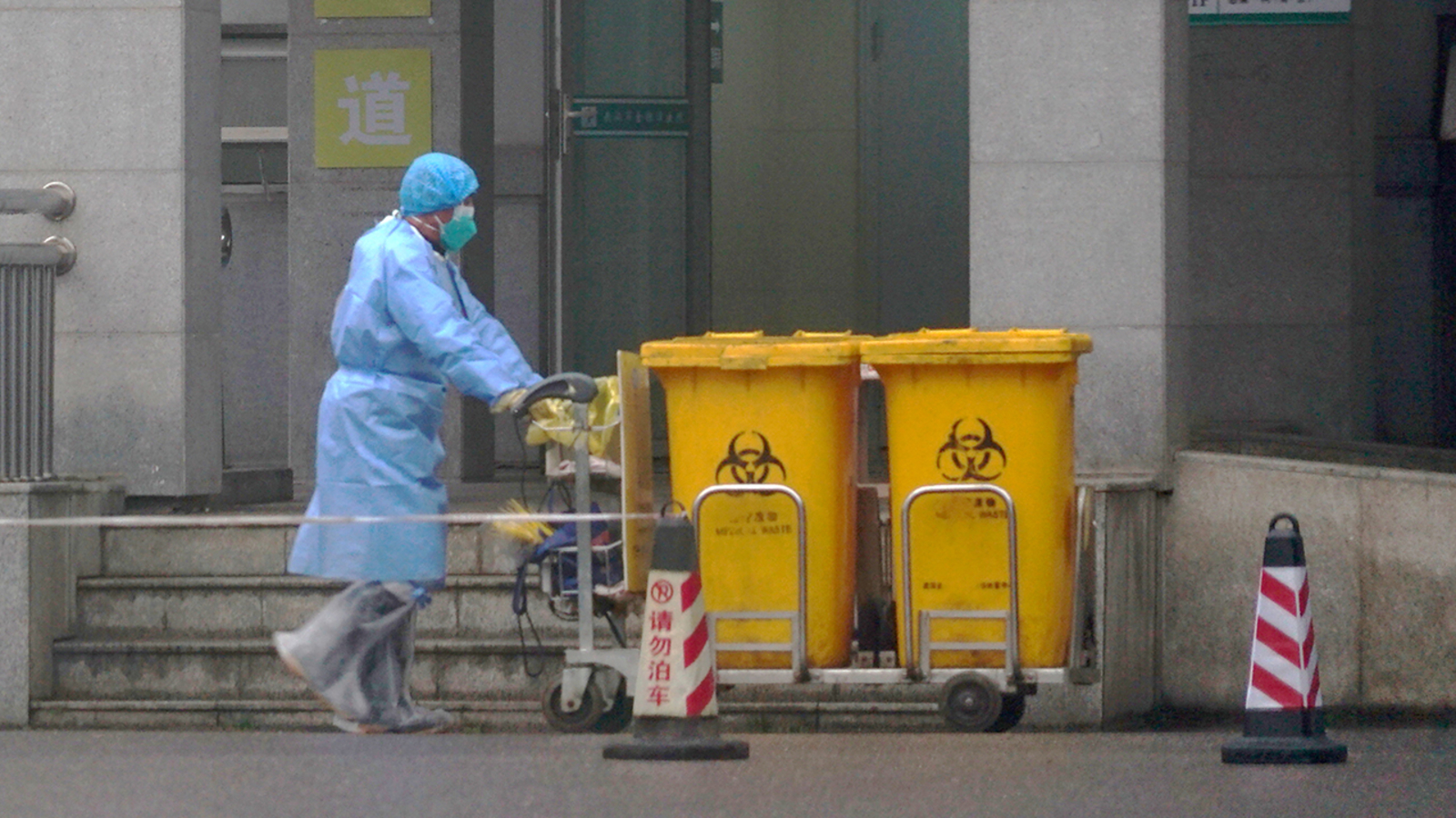 Coronavirus China Confirms 1st Death Outside Epicenter Of Viral