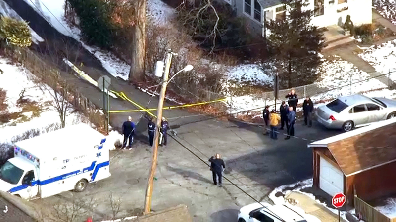 Image result for Shoplifting suspect killed after chase, shooting at officers in New Jersey