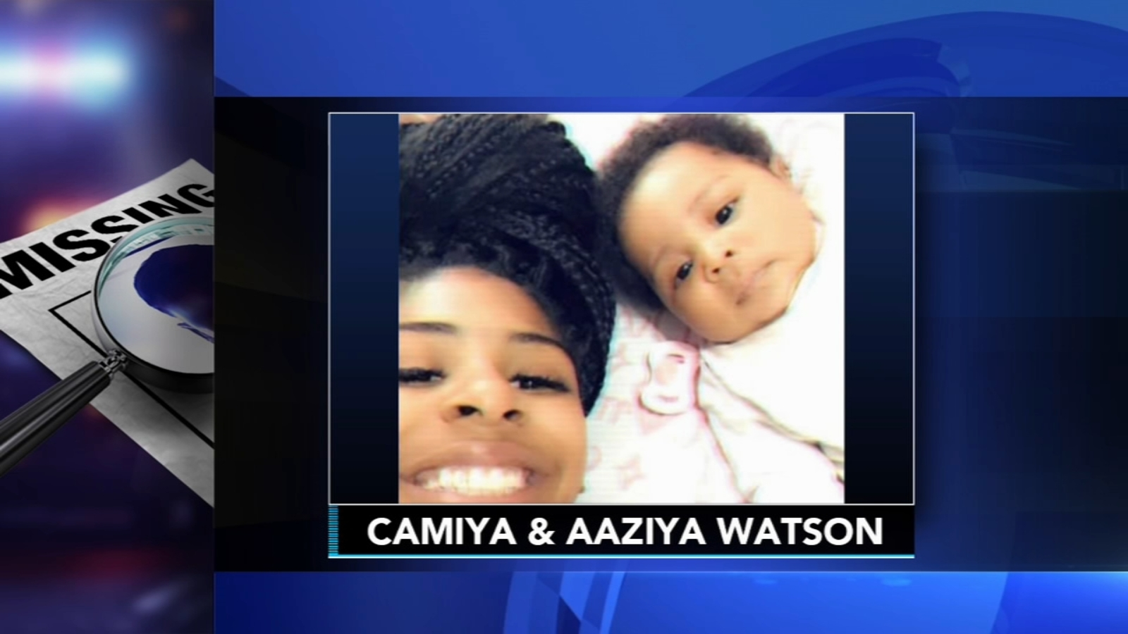 Teen, 4-month-old daughter reported missing in Upper Darby