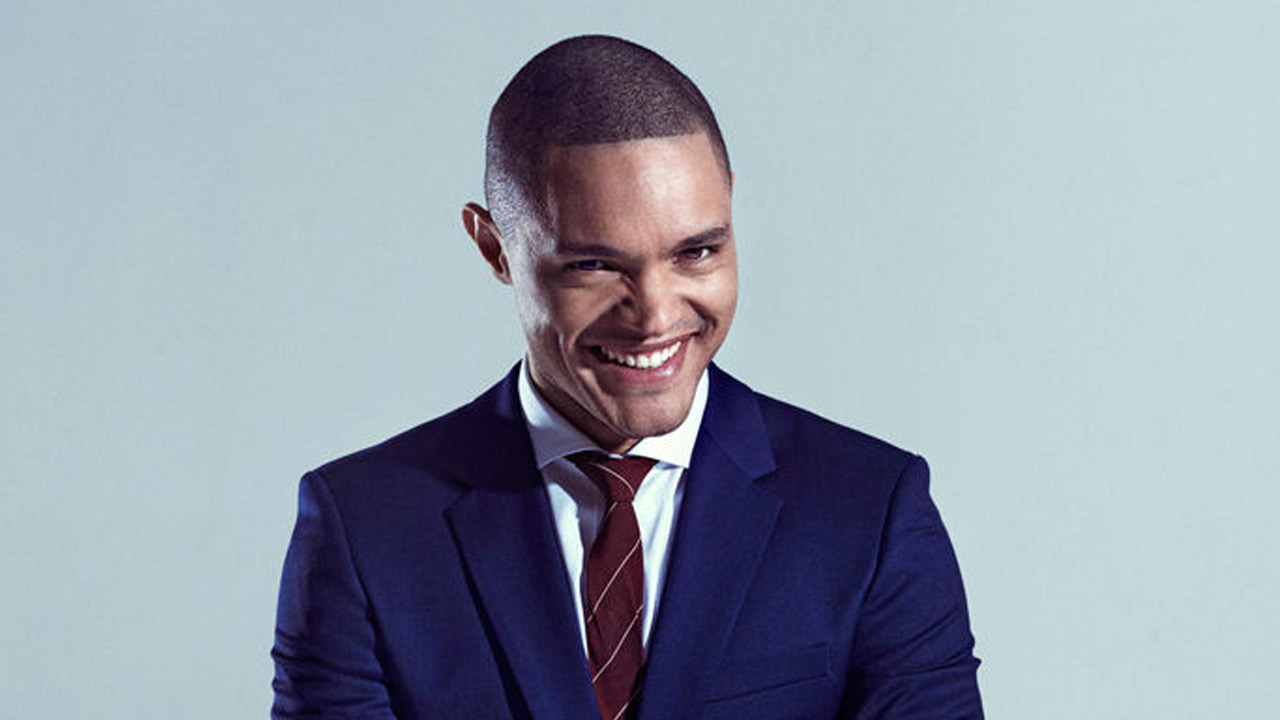 Trevor Noah, a 31-year-old South African-born comedian, is shown in this undated photo.