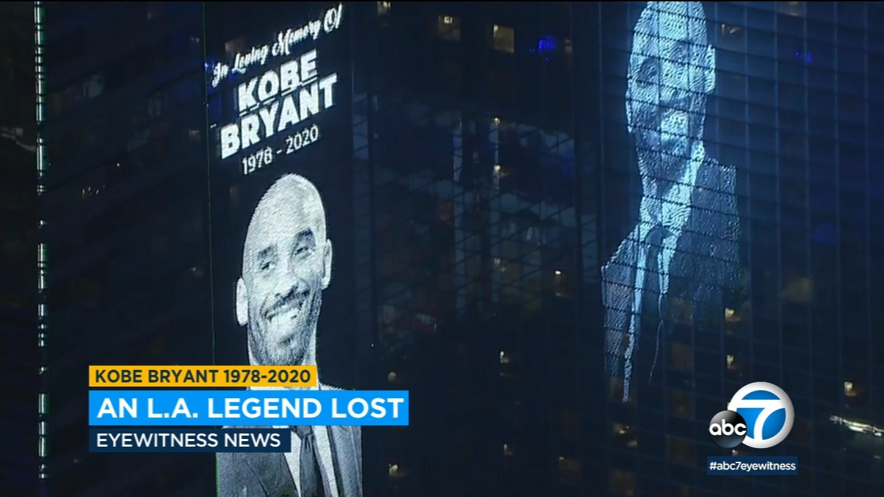 Kobe Bryant, daughter among 9 dead in helicopter crash