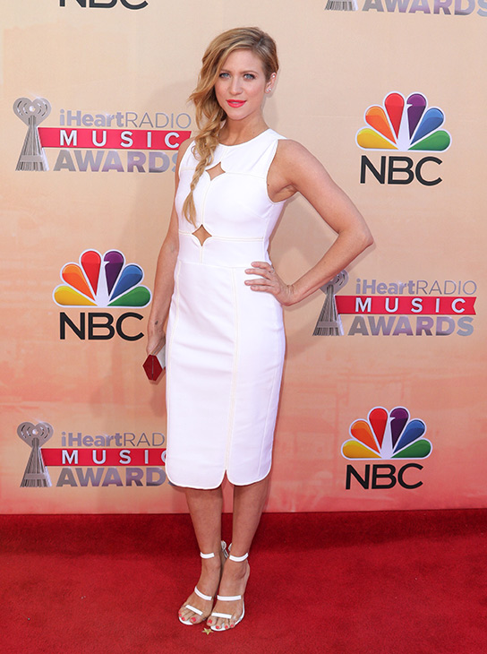 """<div class=""""meta image-caption""""><div class=""""origin-logo origin-image none""""><span>none</span></div><span class=""""caption-text"""">Brittany Snow arrives at the iHeartRadio Music Awards at The Shrine Auditorium on Sunday, March 29, 2015, in Los Angeles. (John Salangsang/Invision/AP)</span></div>"""