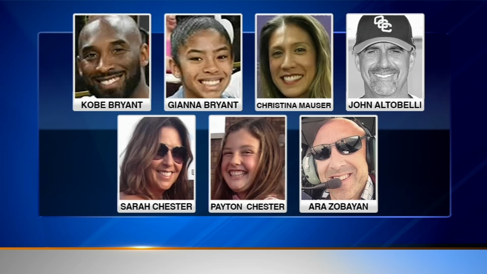 Image result for The 7 helicopter victims