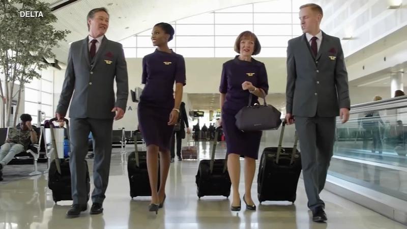 Delta flight attendant hiring 2020
