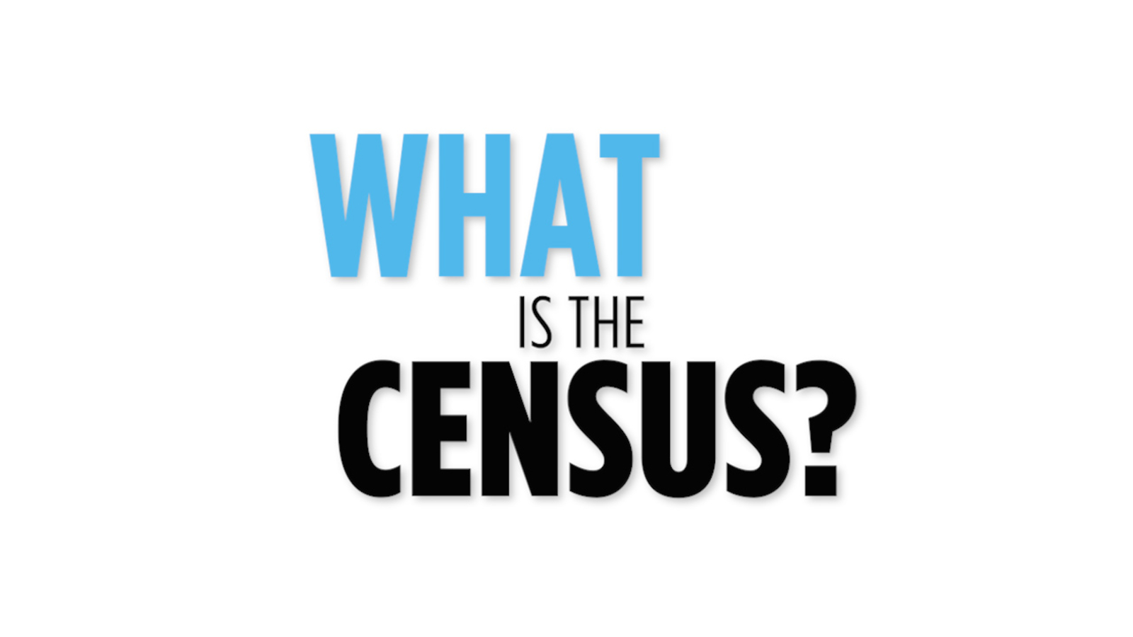 Census 2020: From what it is to why it's important, here's what you need to know