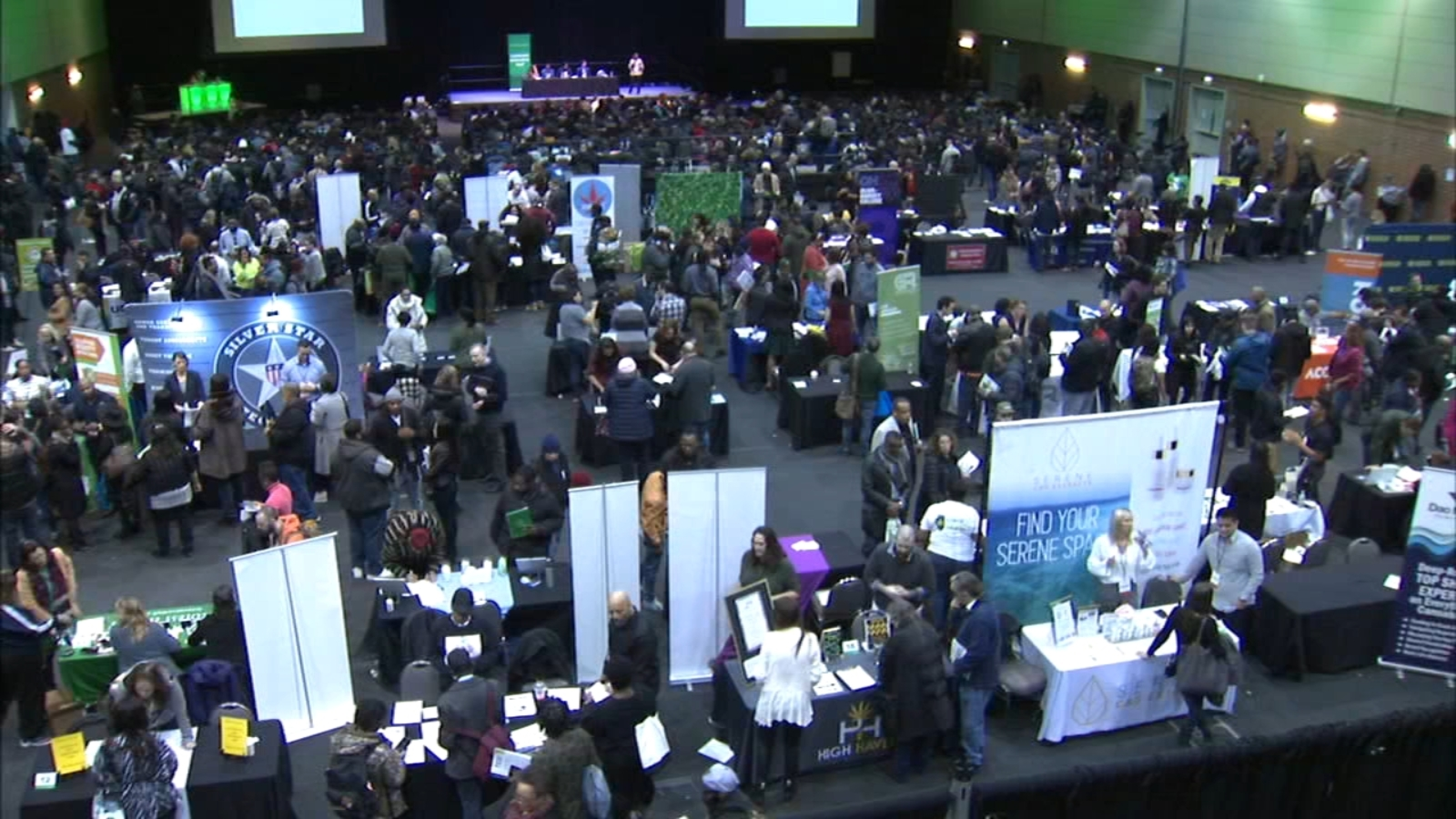 Chicago cannabis fair connects residents with resources to benefit from recreational marijuana