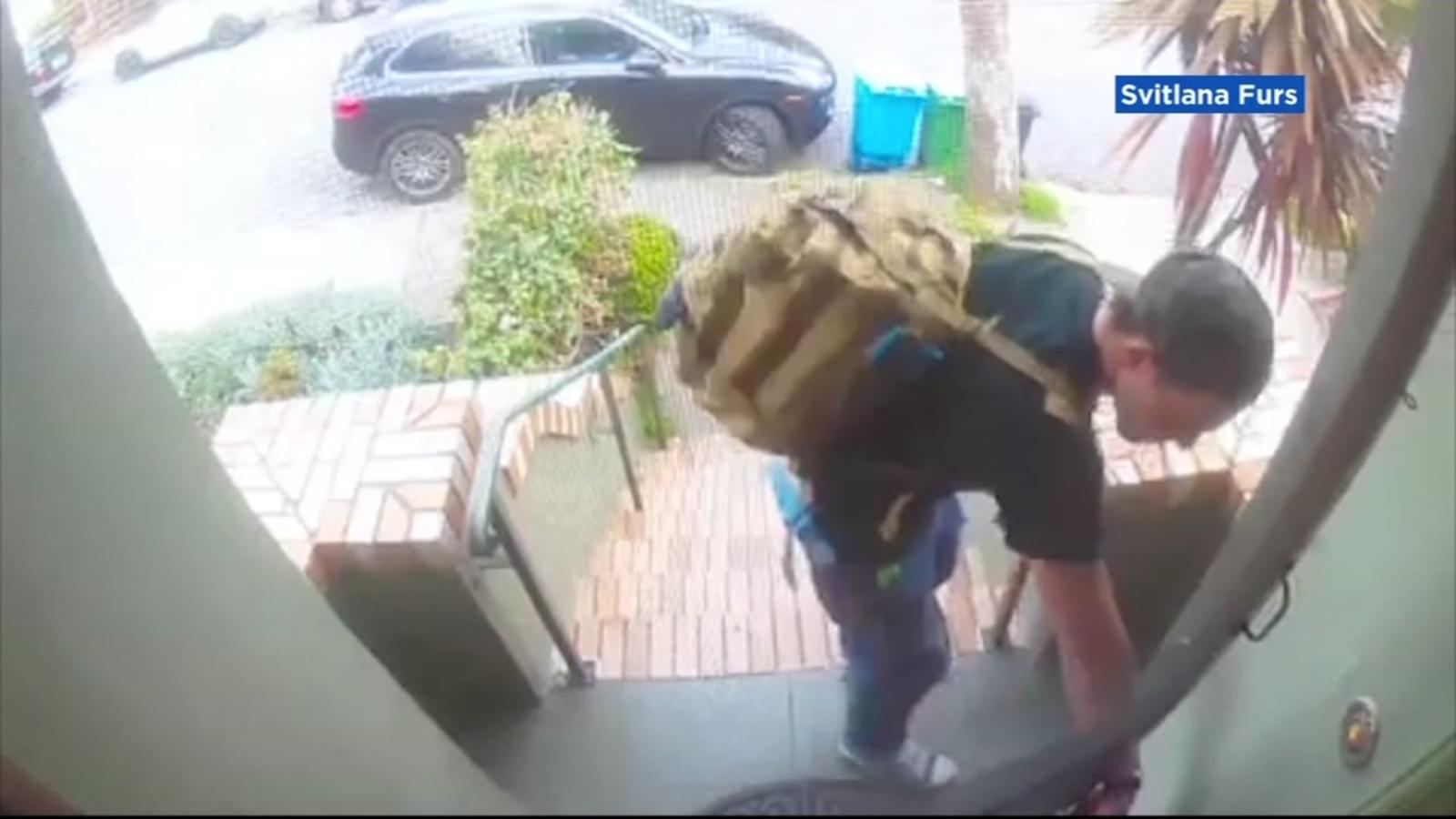 600 Wedding Gown Stolen Off Front Porch In San Francisco S Mt Davidson Neighborhood Abc7 San Francisco