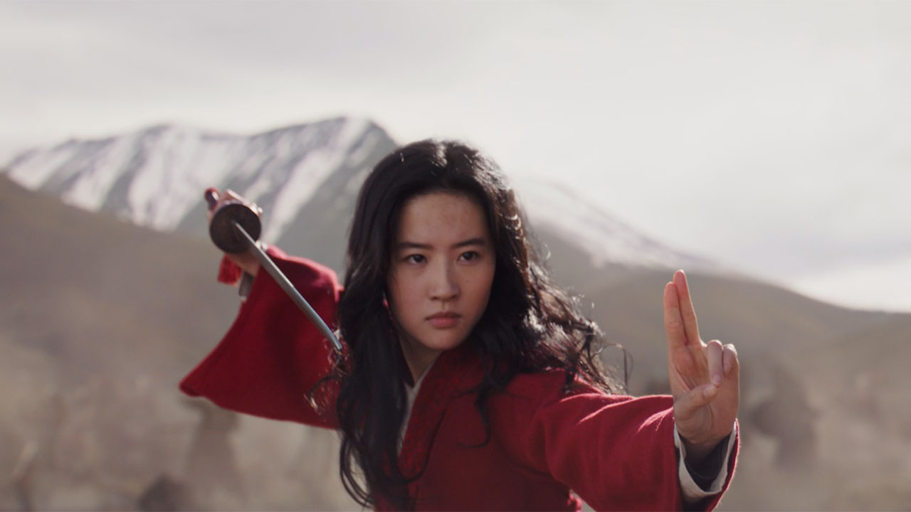New Mulan Trailer Disney Drops New Look At Live Action Remake Of 90s Animated Film Abc7 New York