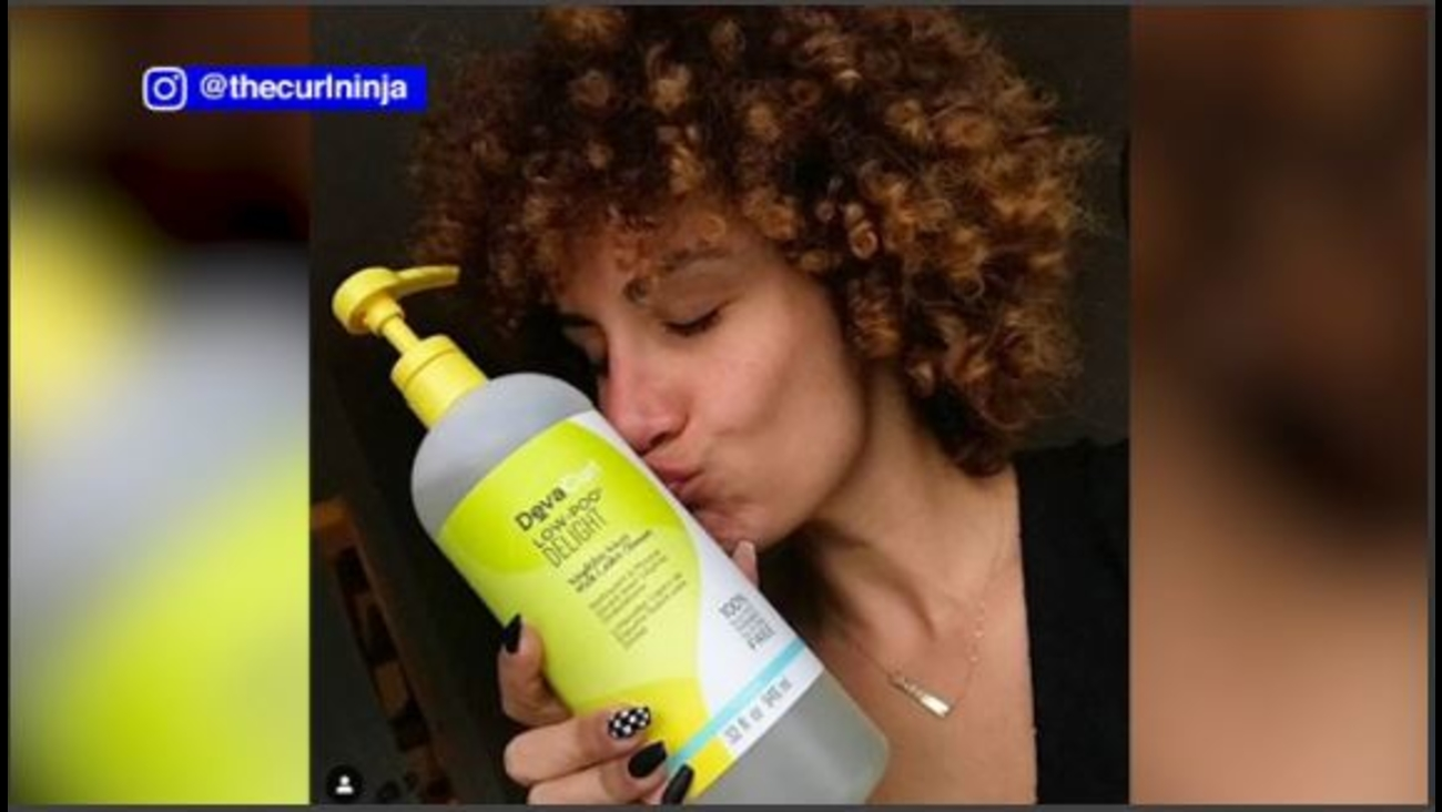 Customers say curly styling products developed in New York ...