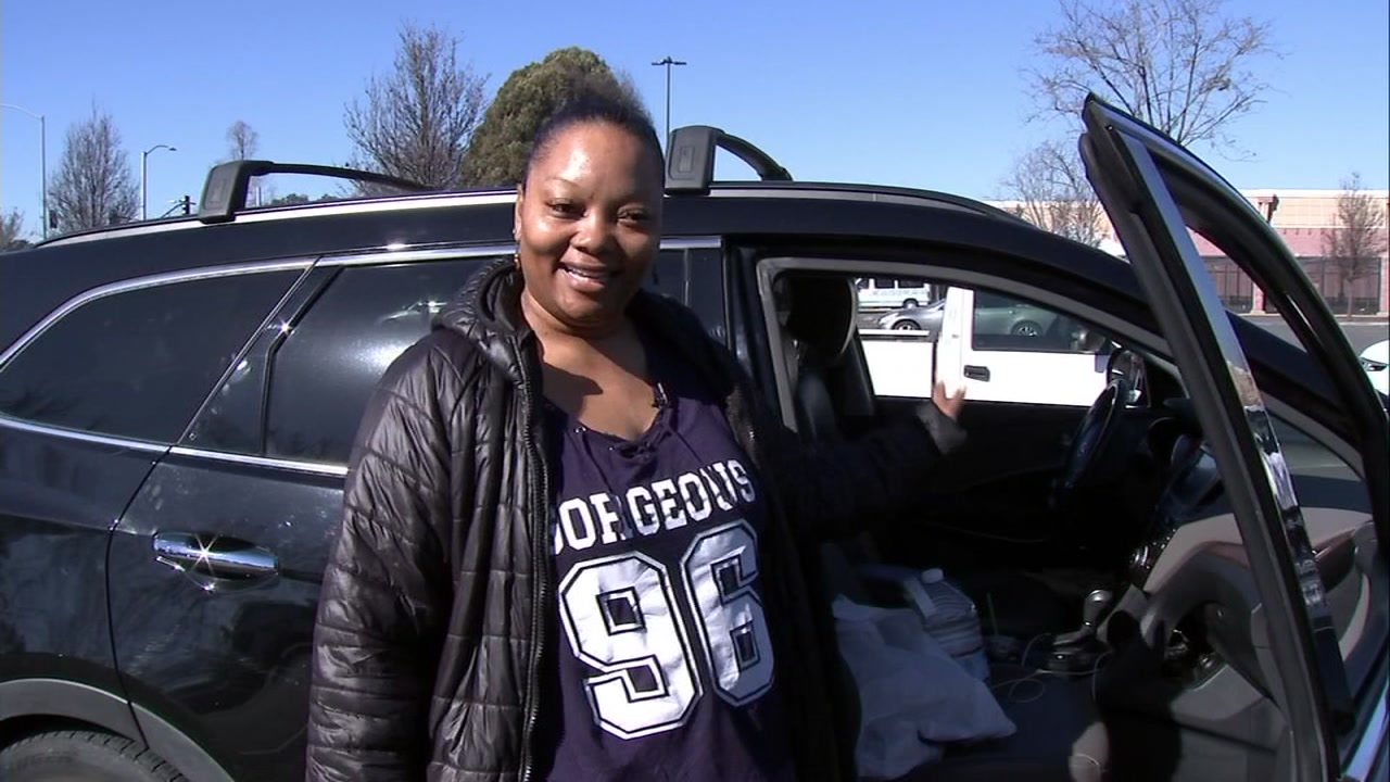 The Face Of Homelessness In Oakland Woman Escaping Abusive Relationship Living In Suv Abc7 San Francisco
