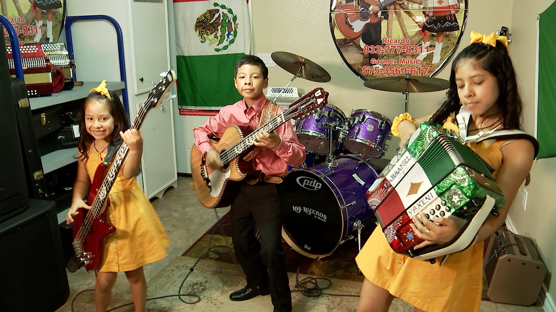 Sibling trio takes Norteño music world by storm