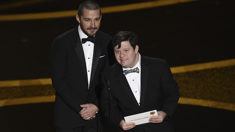 「peanut butter falcon Oscar」の画像検索結果