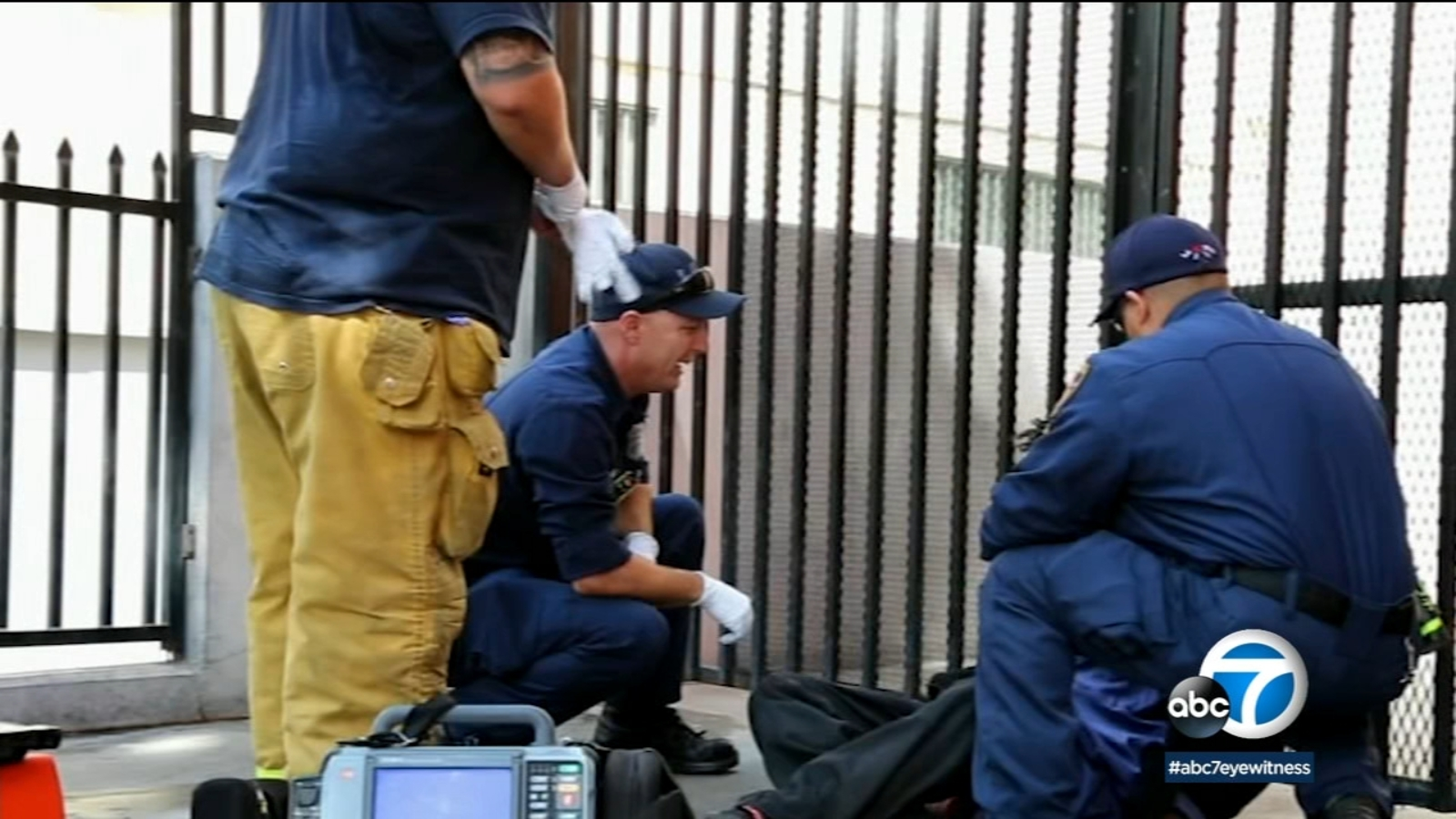 LAFD incidents involving the homeless disproportionately high, data shows