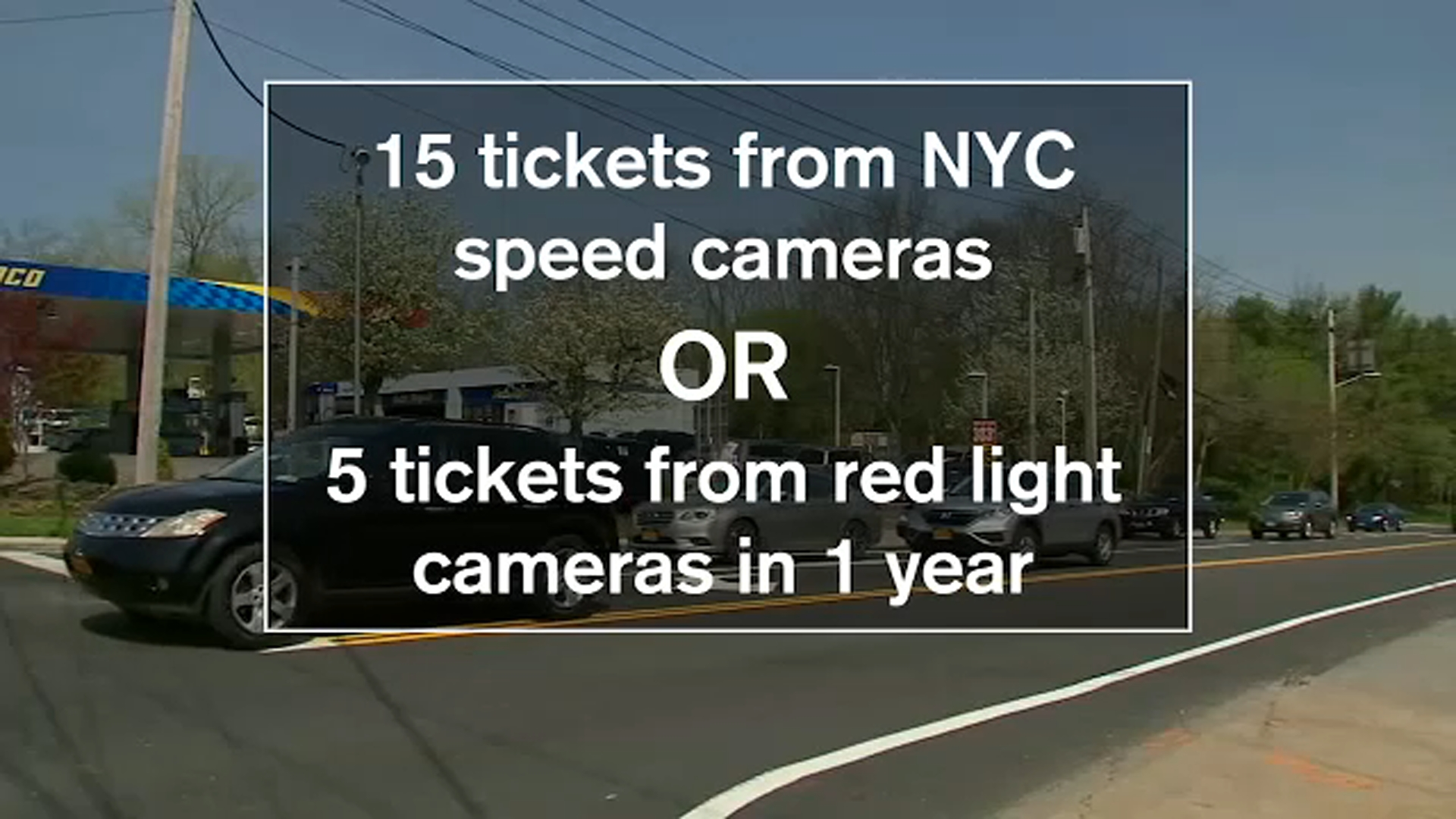 Can You Fight A Red Light Camera Ticket In Nassau County
